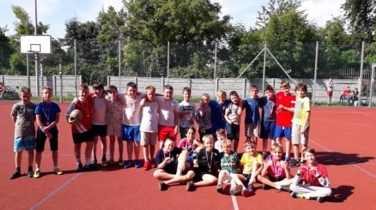Mistrzostwa Szkoły Podstawowej nr 6 klas IV w Piłce Nożnej