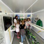 Warsztaty ekologiczne w Parku Sieleckim